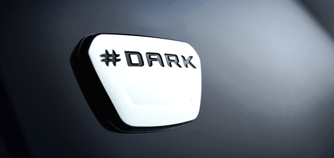 Special #Dark Badge