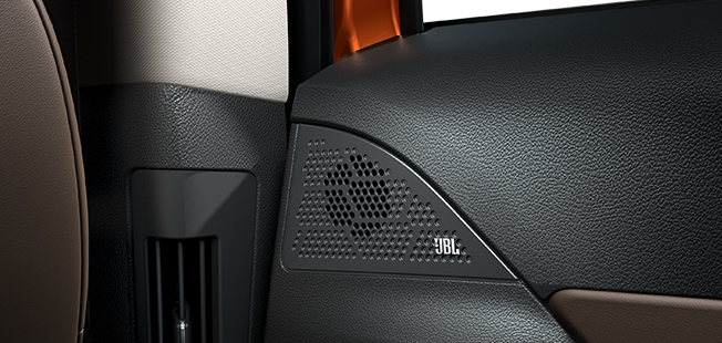 Acoustics Tuned by JBL