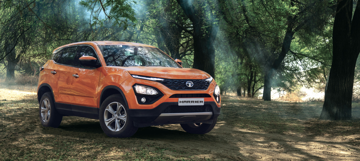 Tata Harrier - Variants